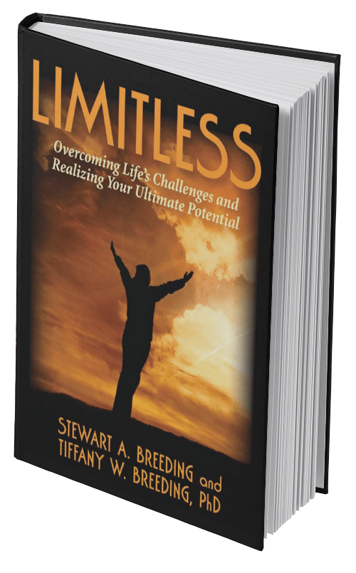 S2 Method. Cover of Limitless book by Stewart A. Breeding, CPT and Dr. Tiffany Breeding