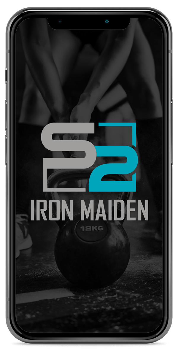 S2 Method phone screen for Iron Maiden